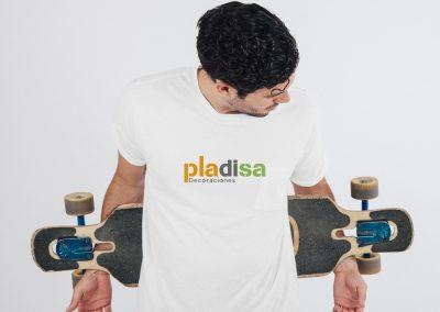 Camiseta Pladisa